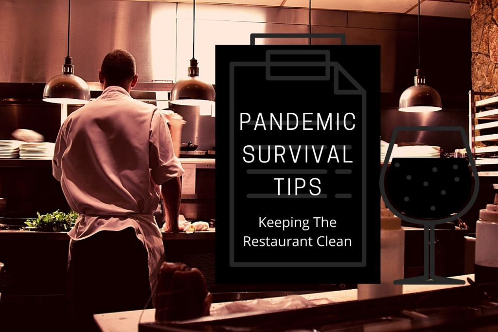 Keeping The Restaurant Clean
